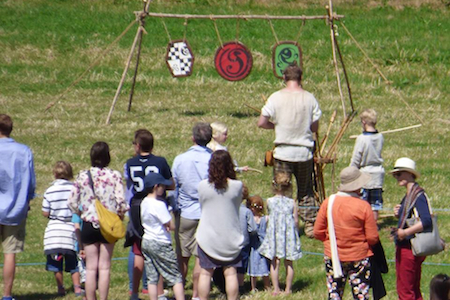 Experience the Iron Age