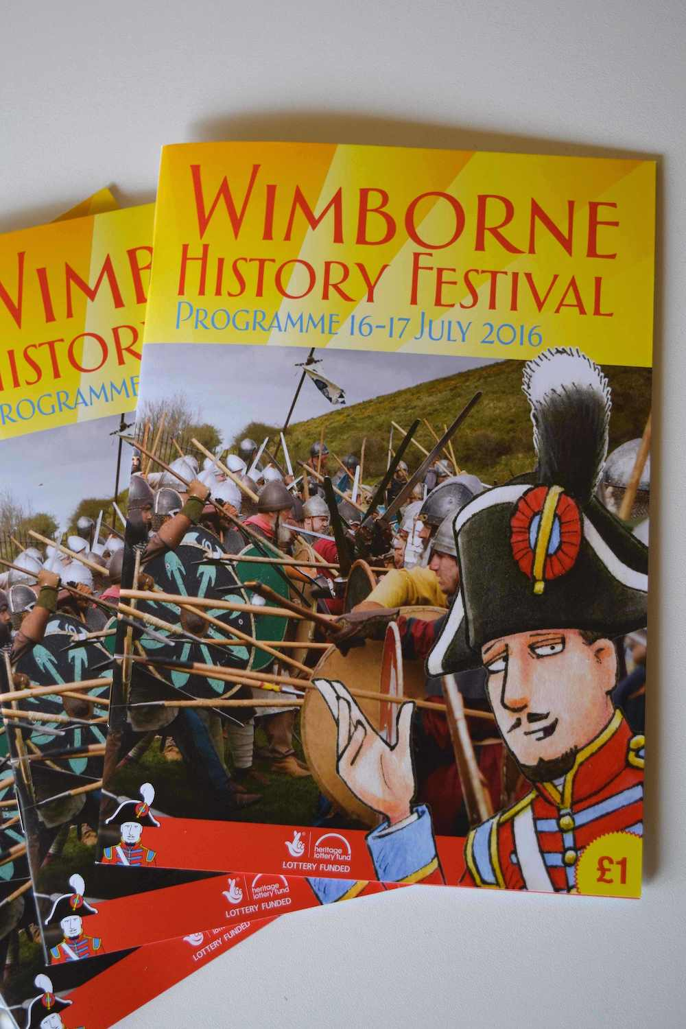 Festival Programme Now Available