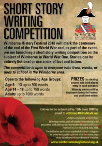 Festival Launches New Short Story Competition